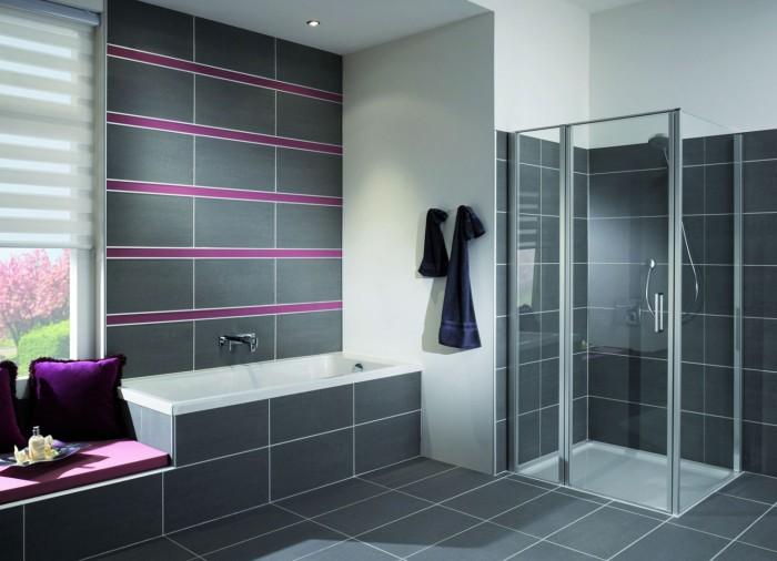 Solsan plus tegel en badkamerspecialist portfolio - Moderne betegelde vloer ...